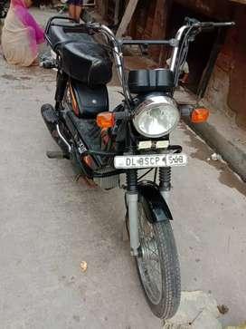Ok bike hai