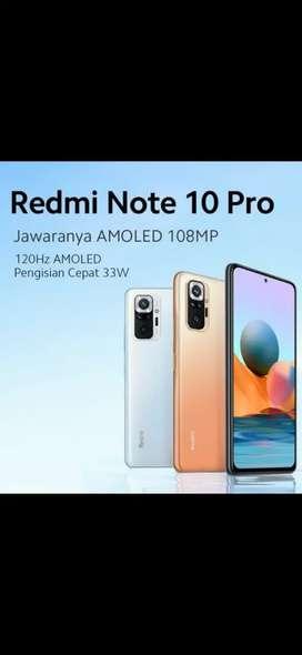 Ready stok xiaomi Note 10pro 6/64 NEW garansi resmi SEGEL DIJAMIN UTUH