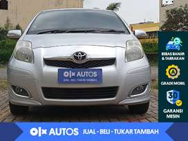[OLX Autos] Toyota Yaris 1.5 S A/T 2010 Silver