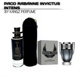 PARFUM PACO RABANNE INVICTUS INTENSE / FOR MEN / NON ALKOHOL