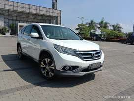 CR-V 2.4 PRESTIGE AT 2013 WHITE