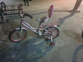 BSA Cycle for girls