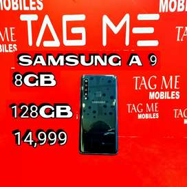 TAG ME SAMSUNG A9 8GB 128GB