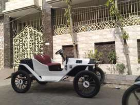 1st car in Punjab