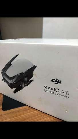 DJI MAVIC AIR COMBO FULLSET DRONE BUC