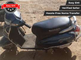 Honda Activa 5G on Easy EMI_Bangalore