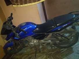 Bajaj pulsar 135cc bike