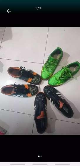 Jual 3 pasang sepatu adidas
