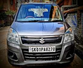 Maruti Suzuki Wagon R 2015 Petrol 30000 Km Driven