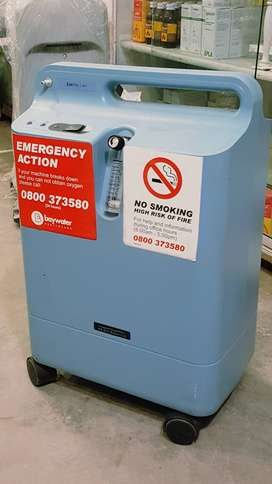 Oxygen Concentrator (Used) American.