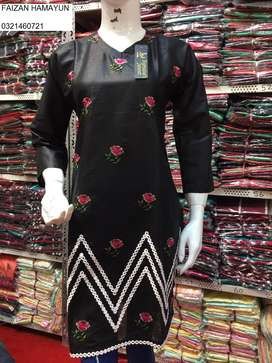 Lawn kurties (lawn shirts for females)