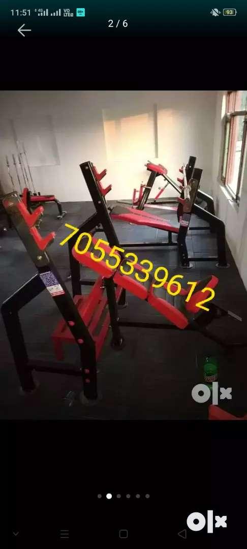 Maruti gym machines 0