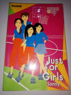 Buku Teenlit - Just For Girls