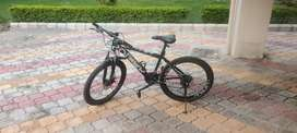Adidas bicycle Medium with 21 gears