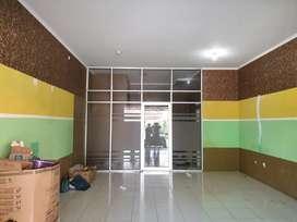 Disewakan ruko 2 lantai (L)