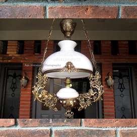 Lampu hias gantung dekorasi lampu lawasan antik lampu lawasan murah