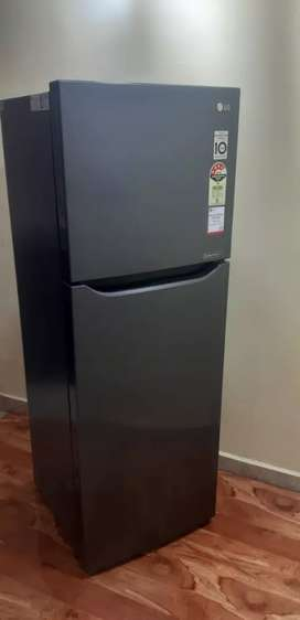 Lg Digital inverter 250Litre Capacity double door Refrigerator 5star