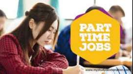 Part time jobs are a great way to make some extra income from home