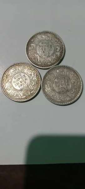 Oid indian coin