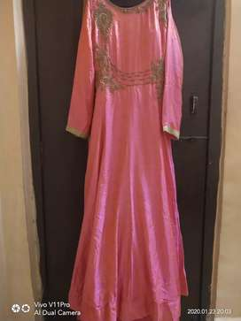 Full sleeves long gowns
