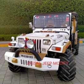 willy jeep modify jeep