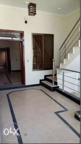 Beautiful 5 Marla House for sale in Ghouri town Islamabad Expressway