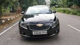 Chevrolet Cruze LTZ Automatic, 2013, Diesel