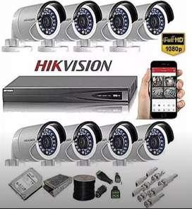 Paket murah kamera CCTV SPC, bantu amankan lingkungan perumahan