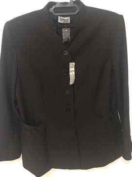 Baju safari / baju buat kantoran ukuran xl warna hitam