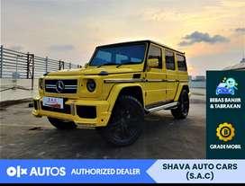 [OLX Autos] Mercedes Benz GE280 1990 A/T 2.8 Bensin Kuning #Shava