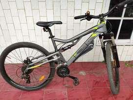 Sepeda gunung MTB Thrill Oust upgrade fulsus