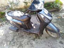 Honda Aviator running condition...