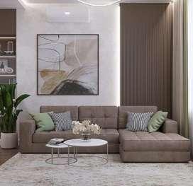 Mandiri Jaya Solo sofa dipan minimalis interior rumah 144