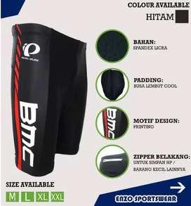 Gratis Ongkir/COD - Celana Roadbike BMC Shorts