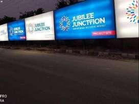 40 Gaj Built Up DSS with Return in Jubilee Junction, Mohali