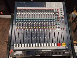 Soundcraft FX16ii Bisa Di Cicil Tanpa Jaminan Promo Free 1x Cicilan