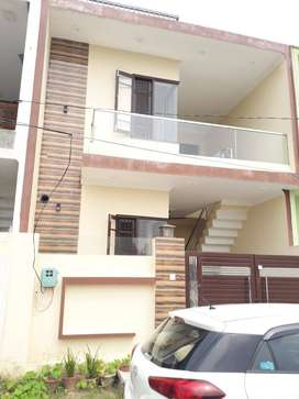 3 bedroom double storied north facing house