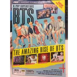 Majalah K-POP SUPERSTARS BTS