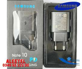 Samsung Super Fast Charger USB Type C to Type C 25W PD EP-TA800 Note10