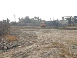 Commercial Land for Rent on Main G.T Road