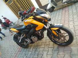 Pulsar Ns 200 best condition