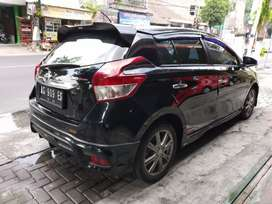 Yaris Manual TRD Sportivo 2015 asli AG tgn 1.Gress.DP 25 juta