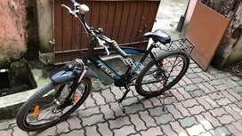 A geared cycle bougt last year for immediate sale