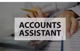 Accounts Assistant Freshers Only Females