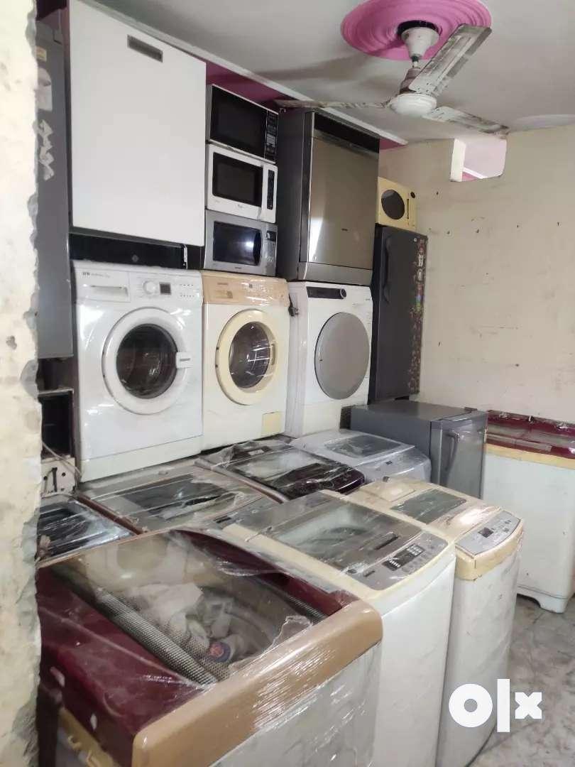 Used washing machine available 0