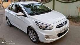 Hyundai Fluidic Verna 1.4 CRDi, 2014, Diesel