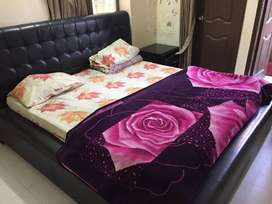 Habbit Bed set with two side table