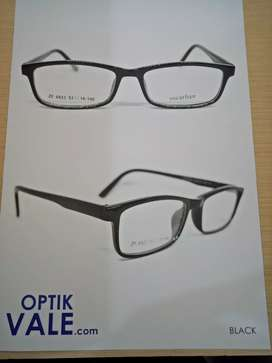 Frame Kacamata Oscarlian Model Kotak Warna Hitam