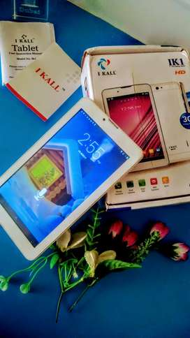 I KALL N5 3G calling tablet with 7 screen and free keyboard cover