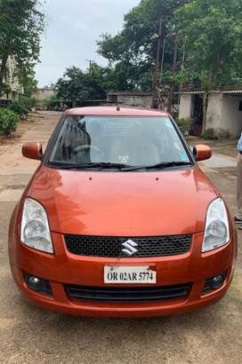 Well maintained single hand self driven car